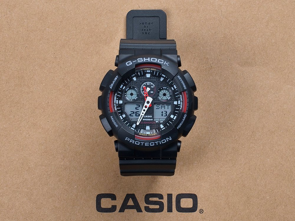 Часы Часы Casio G-Shock GA-100
