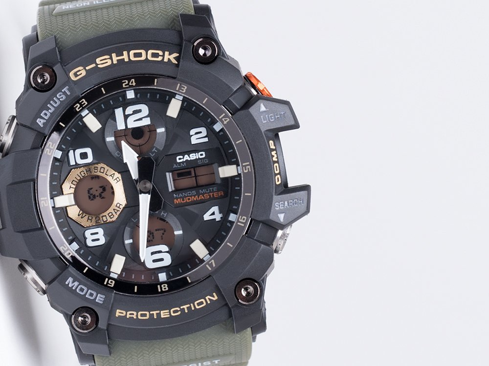 Часы Часы Casio G-Shock GWG-100